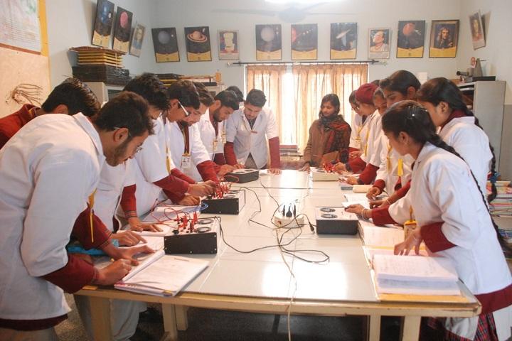 Shah Balwant Rai D A V Public School-Physics Lab