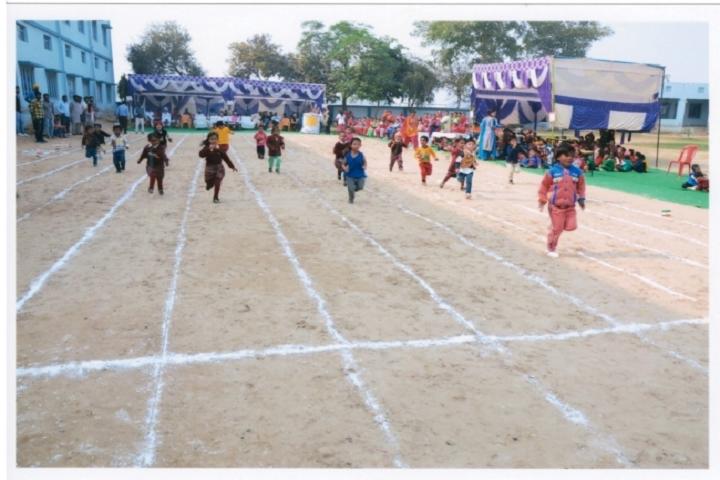 Shah Balwant Rai D A V Public School-Sports