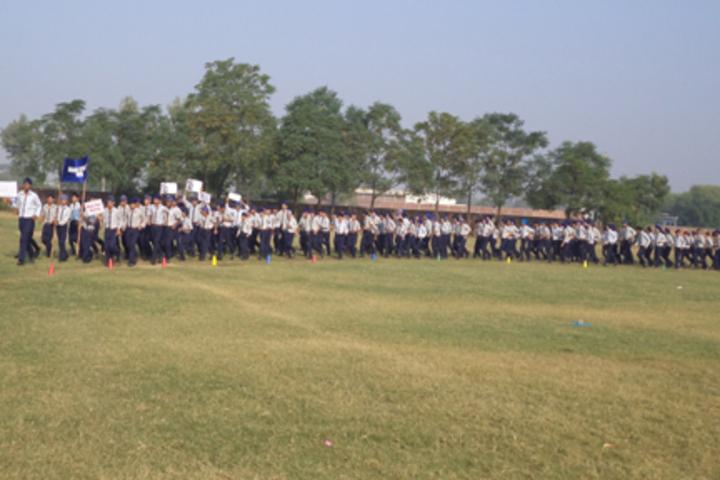 Shaheed Baba Deep Singh Public School-Ground