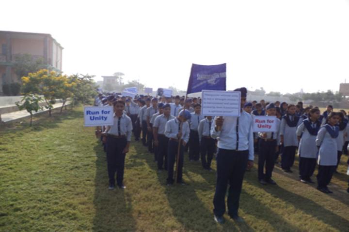 Shaheed Baba Deep Singh Public School-Rally