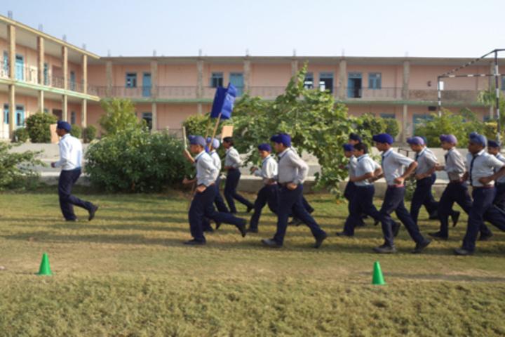 Shaheed Baba Deep Singh Public School-Run For Fun