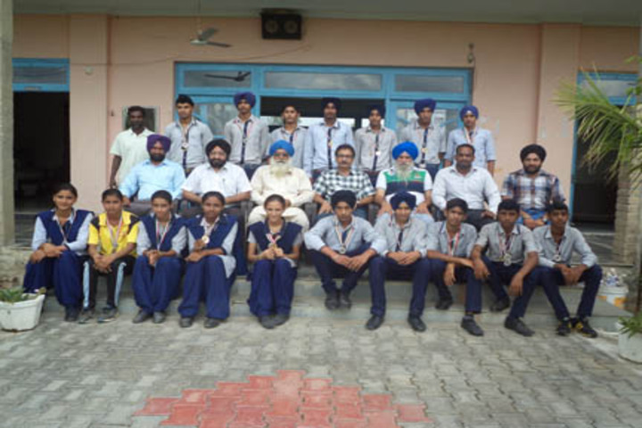 Shaheed Baba Deep Singh Public School-Staff And Students