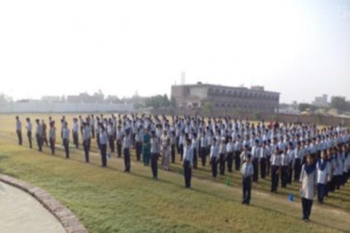 Shaheed Baba Deep Singh Public School-Assembly
