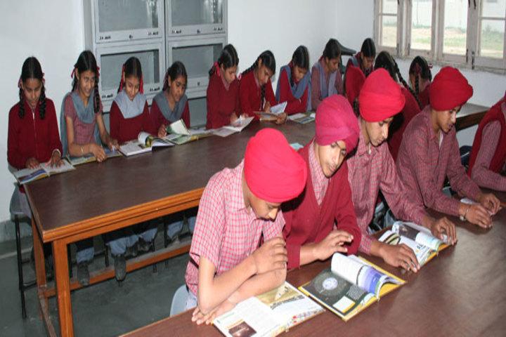 Shaheed Baba Deep Singh Public School-Classroom