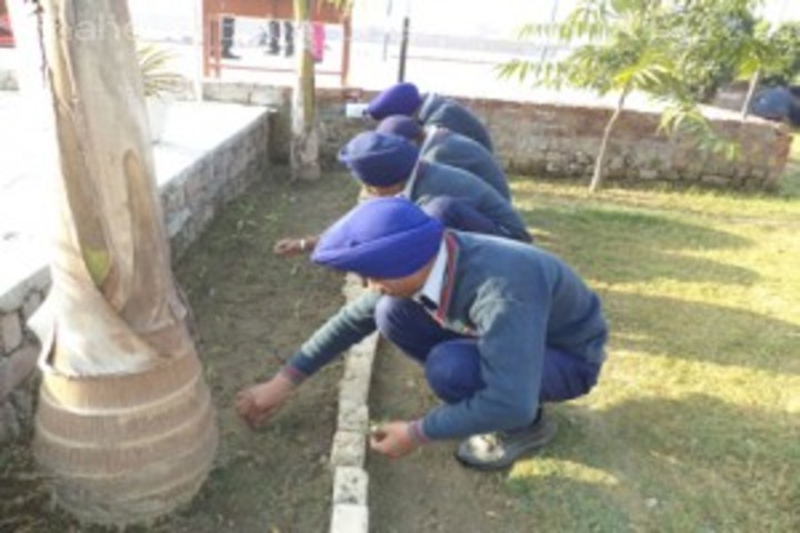 Shaheed Baba Deep Singh Public School-Environment Day