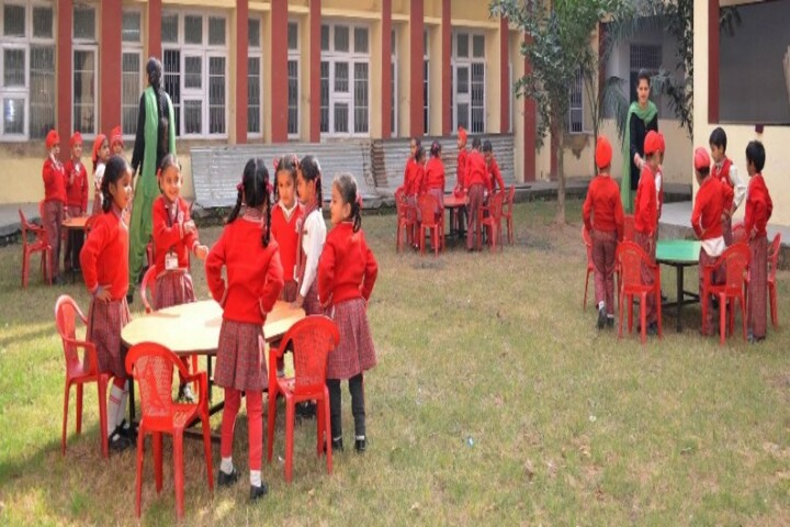 Shaheed Darshan Singh Pheruman Public School-Kids