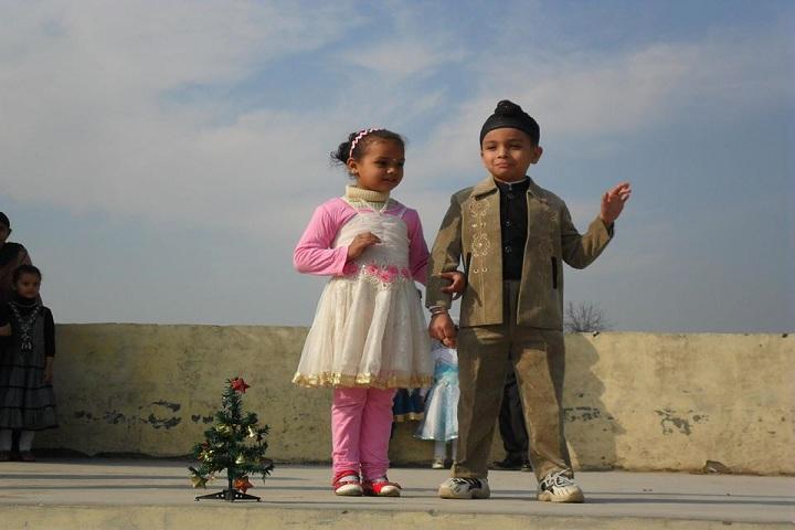 Shaheed Udham Singh Public School-Chritmas Celebrations