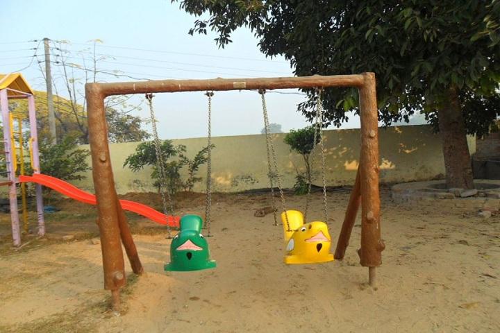 Shaheed Udham Singh Public School-Kinder Garten Play Area