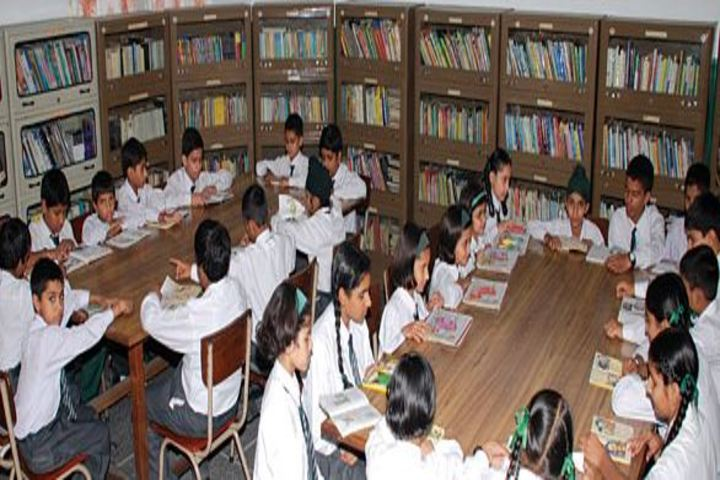 Shamrock Christian Senior Secondary School-Library