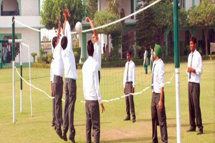 Shamrock Christian Senior Secondary School-Sports