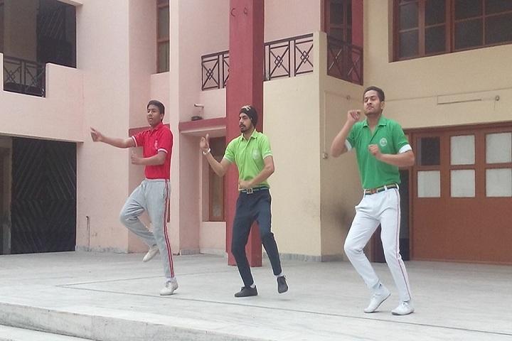 Shanti Vidya Mandir-Dance