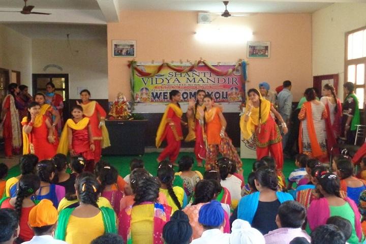 Shanti Vidya Mandir-Festival Celebrations