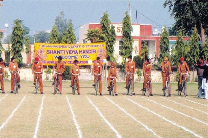 Shanti Vidya Mandir-Sports