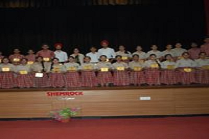 Shemrock Senior Secondary School-Winners