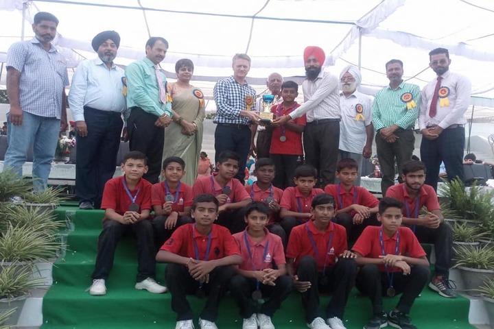 Shifaly International School-Achievement