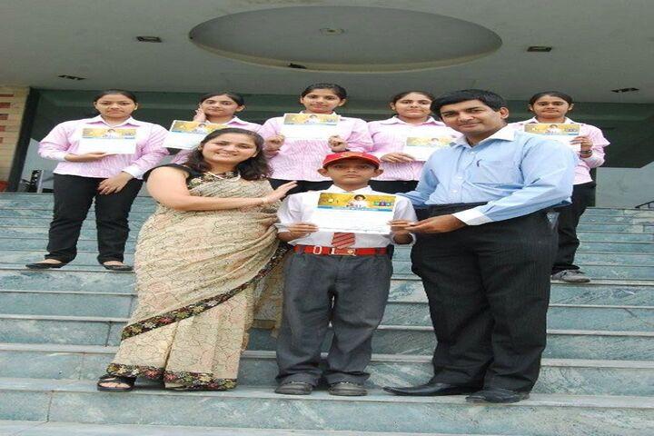 Shifaly International School-Annual Prize Distibution