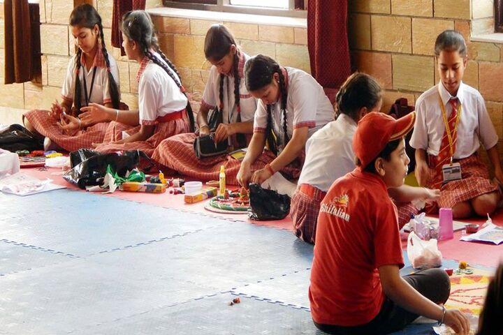 Shifaly International School-Art And Craft