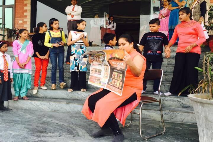 Shifaly International School-Drama