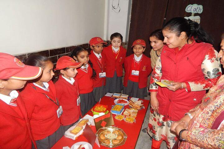 Shifaly International School-Food Fest
