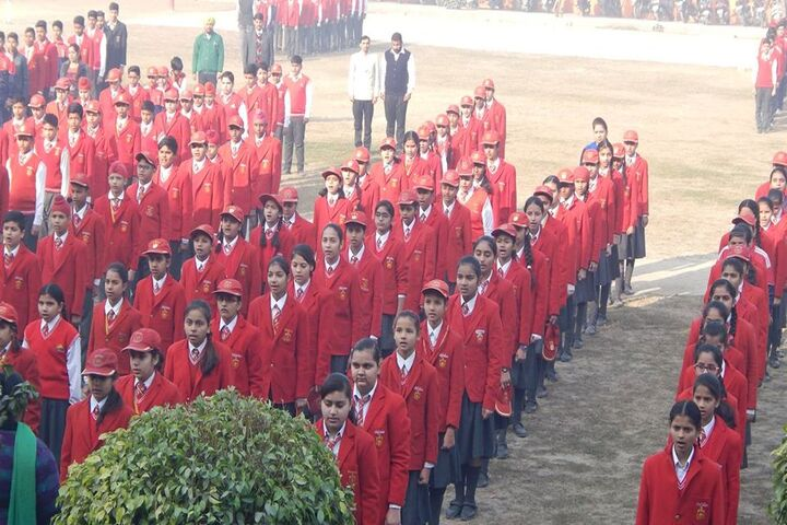 Shifaly International School-Morning Assembly