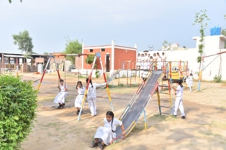 Shishu Model High School-Play Area