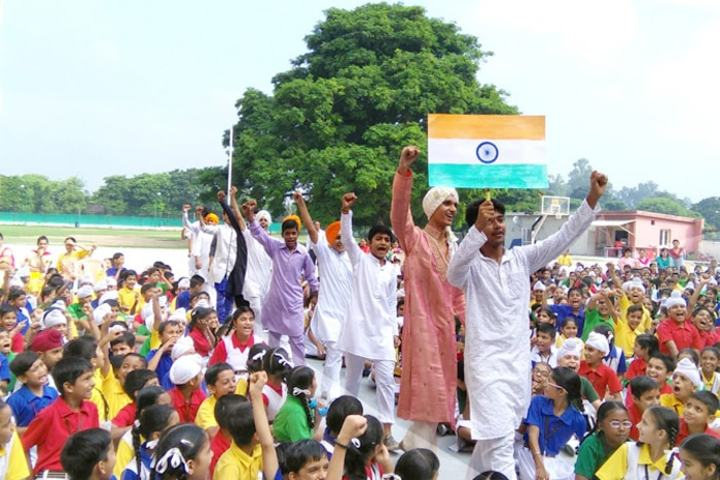 Shishu Niketan Public School-Republic Day