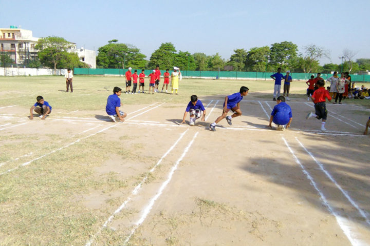Shishu Niketan Public School-Sports
