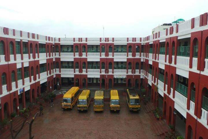 Shiv Jyoti Public School-Campus