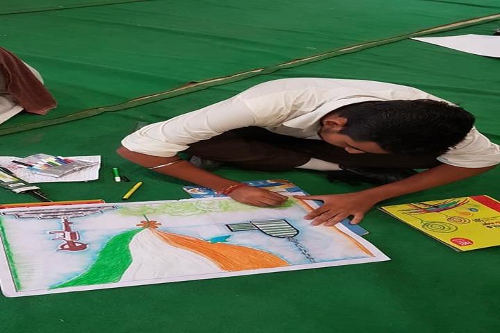 Shiv Jyoti Public School-Drawing
