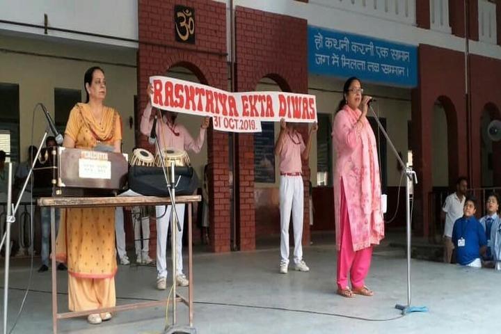 Shiv Jyoti Public School-Speech