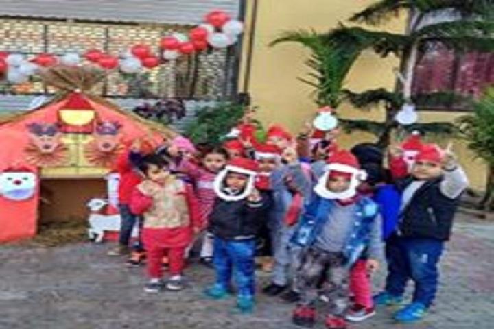 Shivalik Convent School-Christmas Celebrations