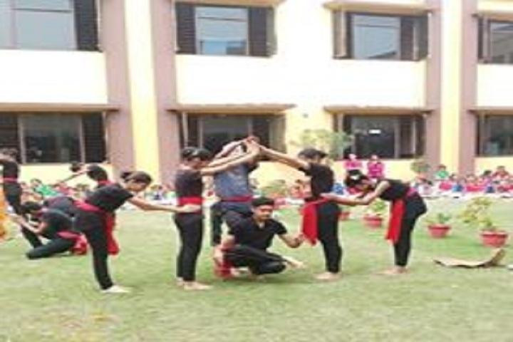 Shivalik Convent School-Dance Performance