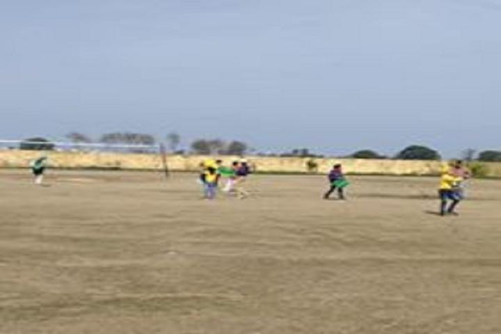 Shivalik Convent School-Play Ground
