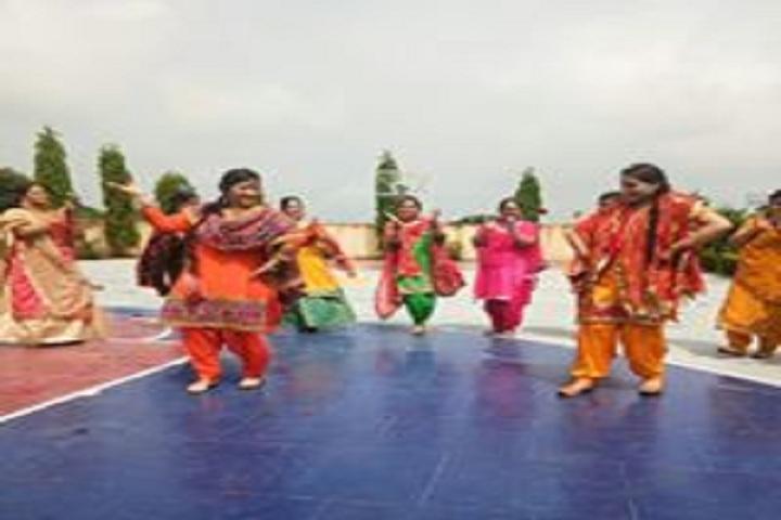 Shivalik Convent School-Staff Dance
