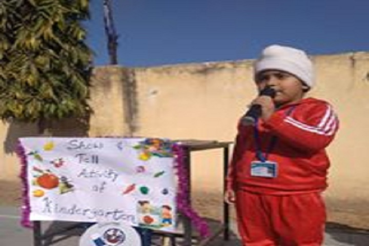 Shivalik Convent School-Student Speech