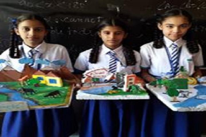 Shivalik Convent School-Student Talent