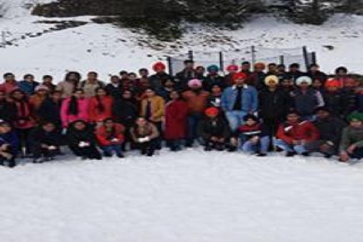 Shivalik Convent School-Tour