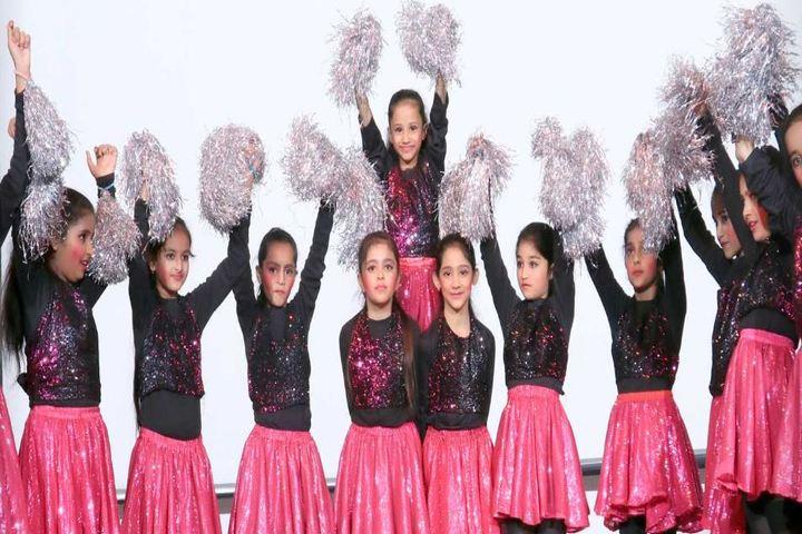 Shivalik Public School-Dance