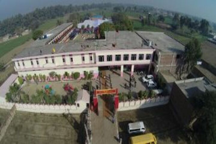 Shivalik Public School-Campus View