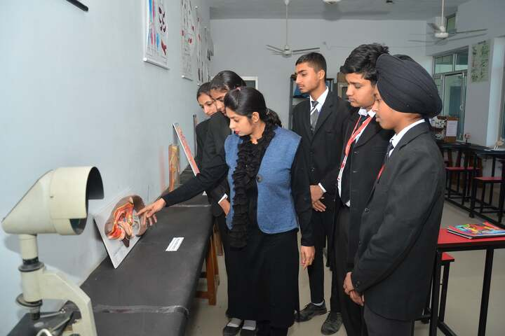 Shivalik Public School-Science Lab