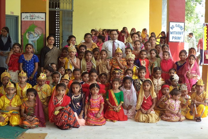 Shivalik Public School-Janamastami Celebrations