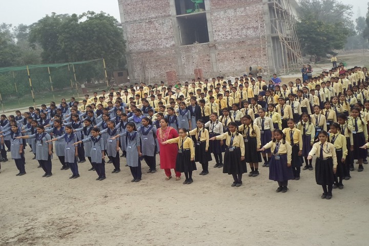 Shivalik Public School-Morning Assembly