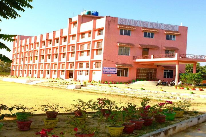 Shivalik View Public School-Campus