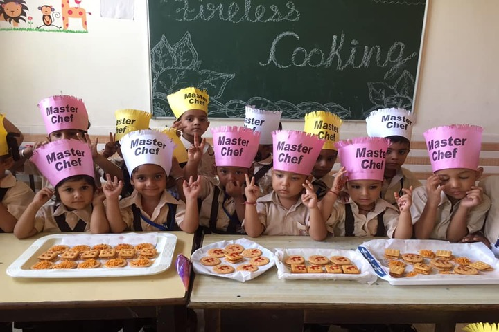 Shivalik View Public School-Cooking Fest