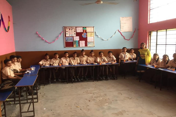 Shivalik View Public School-Debate