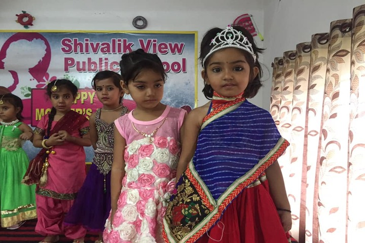 Shivalik View Public School-Fancy Dress