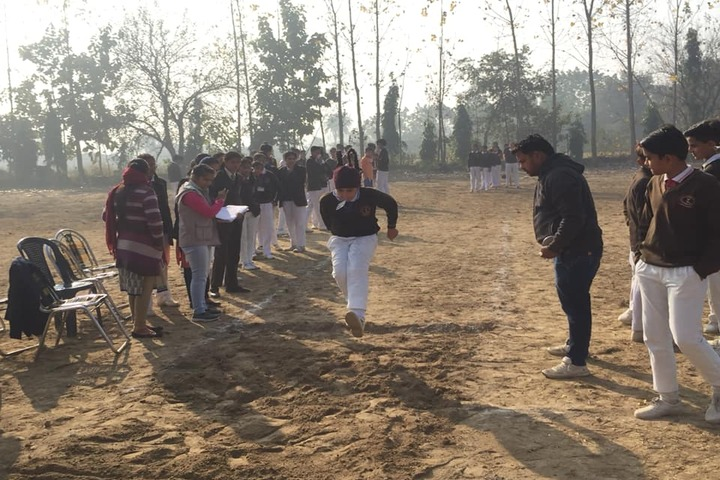 Shivalik View Public School-Sports