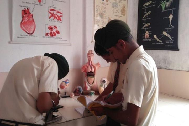 Shivalikwala Doon School-Biology Lab