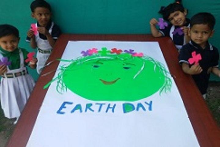 Shivalikwala Doon School-Earth day-2