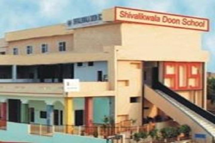 Shivalikwala Doon School-School Building-1